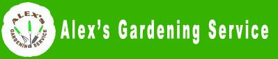 Alex's Gardening Service