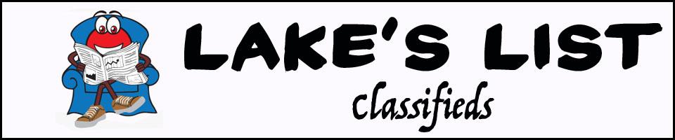 Lake Conty  Classifieds
